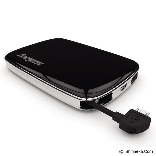 ENERGIZER Powerbank 3000mAh [XP3000M-BK] - Portable Charger / Power Bank
